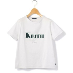 KEITH キース ロゴパッチワークTシャツ