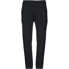 《期間限定セール開催中!》CRUNA メンズ パンツ ダークブルー 52 コットン 89% / ウール 10% / ポリウレタン 1%