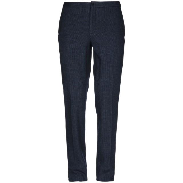 《セール開催中》INCOTEX メンズ パンツ ダークブルー 56 コットン 50% / バージンウール 50%