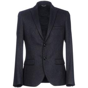 《期間限定セール開催中!》YOON メンズ テーラードジャケット ブラック 52 バージンウール 53% / レーヨン 34% / ナイロン 13%