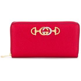 Gucci グッチ ズゥミ 長財布 - レッド