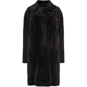 Drome リバーシブル コート - ブラック
