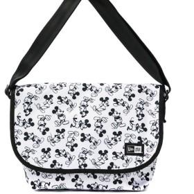 e61461a18799 ギャレリア ニューエラ NEW ERA SHOULDER BAG Disney ショルダーバッグ レディース ブラック F 【GALLERIA】