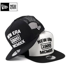 ニューエラ メッシュキャップ 帽子 5-PANEL SQUARE VISOR 1920 MCMXX NEW ERA メンズ