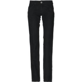 《セール開催中》LIU JO レディース パンツ ブラック 26 コットン 100%