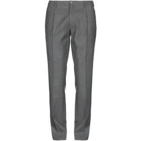 《期間限定セール開催中!》SANTANIELLO Napoli メンズ パンツ ブラック 52 ウール 100%