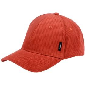 《セール開催中》DICKIES メンズ 帽子 赤茶色 one size コットン 100%
