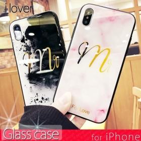 iPhone XR ケース iPhone8 iPhone7 アイフォンXR ペア おしゃれ アイフォン8 ケース スマホケース iPhoneケース