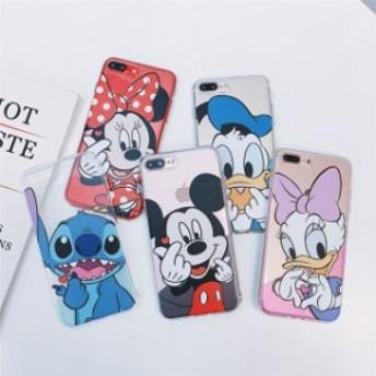 iphoneケース アイホンケース カップルケース ディズニー ミッキー iphoneカバー スマホケース ドナルドダック Mickey 保護用ケース
