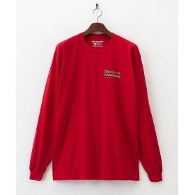 【SALE(伊勢丹)】<レインスプーナー/REYN SPOONER> 【紳士大きいサイズ】長袖Tシャツ(302-5468) Red0008 【三越・伊勢丹/公式】