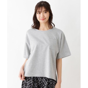 Tシャツ - Cutie Blonde ミニ裏毛バックロゴプルオーバー