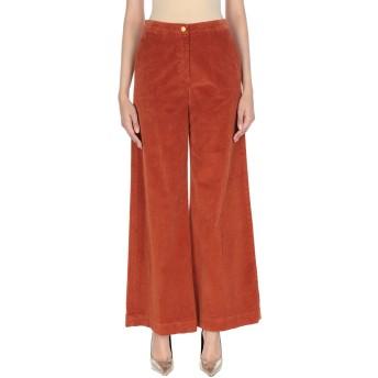 《セール開催中》SHAFT レディース パンツ 赤茶色 27 コットン 98% / ポリウレタン 2%