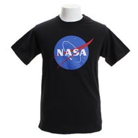 【Super Sports XEBIO & mall店:トップス】NASA×B ONE SOUL Meatball ロゴプリント 半袖Tシャツ1 9570904-BLK
