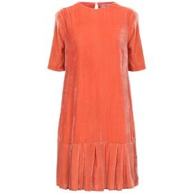 《セール開催中》BLUGIRL BLUMARINE レディース ミニワンピース&ドレス オレンジ 40 レーヨン 80% / ナイロン 20%