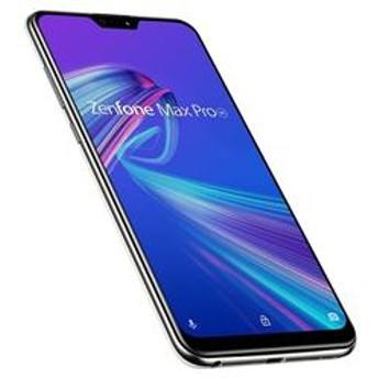 SIMフリースマートフォン Zenfone Max Pro M2 メモリ4GB/内蔵ストレージ64GB コズミックチタニウム ZB631KL-TI64S4