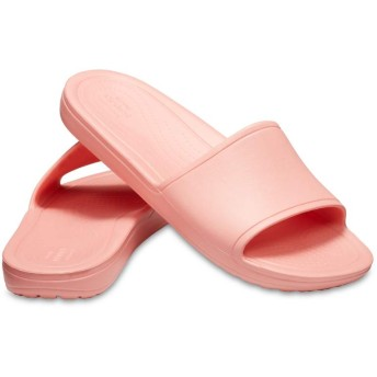 【クロックス公式】 クロックス スローン スライド ウィメン Women's Crocs Sloane Slide ウィメンズ、レディース、女性用 ピンク/ピンク 21cm,22cm,23cm,24cm,25cm slide スライドサンダル スポーツサンダル シャワーサンダル サンダル