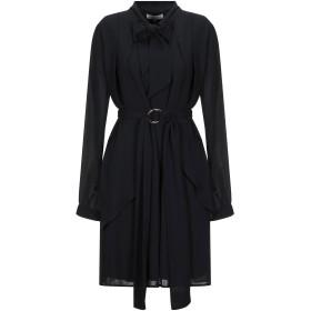 《セール開催中》SILVIAN HEACH レディース ミニワンピース&ドレス ブラック XS ポリエステル 100%