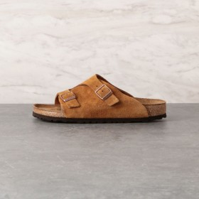 【バイヤーズコレクション(BUYER'S COLLECTION)】 【BIRKENSTOCK】ZURICH 【BIRKENSTOCK】ZURICH ブラウン系