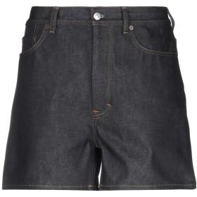 《期間限定セール開催中!》ACNE STUDIOS BL KONST メンズ デニムショートパンツ ブルー 31 コットン 100%