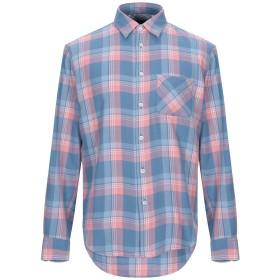 《送料無料》RAG & BONE メンズ シャツ アジュールブルー S コットン 100%