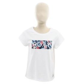 ロキシー(ROXY) 【オンライン特価】 ジュニア ロゴ Tシャツ MINI BOTANICAL HEALING 19SPTST191118WHT (Jr)