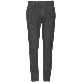 《期間限定セール開催中!》CC COLLECTION CORNELIANI メンズ パンツ ブラック 50 コットン 98% / ポリウレタン 2%