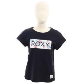 ロキシー(ROXY) 【オンライン特価】 ジュニア ロゴ Tシャツ MINI BOTANICAL HEALING 19SPTST191118BLK (Jr)