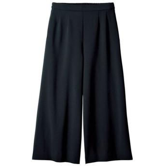 【レディース】 ブラックフォーマルスカーチョ - セシール ■カラー:ブラック ■サイズ:S,M,L,LL,3L