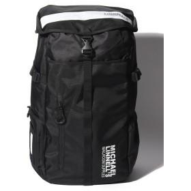 マガチャンネル MICHAEL LINNELL(マイケルリンネル)Big Backpack ML 008 ユニセックス WHITE F 【MAGA CHANNEL】