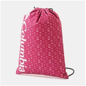 コロンビア コロンビアドローストリングバッグ ユニセックス ピンク ワンサイズ 【Columbia】