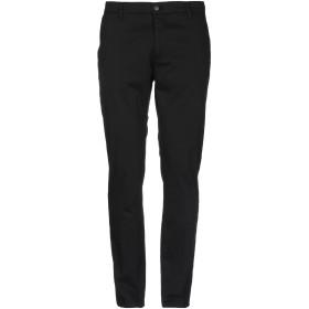 《セール開催中》HYDROGEN メンズ パンツ ブラック 29 コットン 98% / ポリウレタン 2%