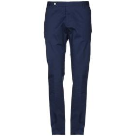 《期間限定セール開催中!》ENTRE AMIS メンズ パンツ ブルー 30 コットン 98% / ポリウレタン 2%