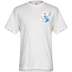 《セール開催中》FRANKLIN & MARSHALL メンズ T シャツ アイボリー XS コットン 100%