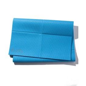 バケスタ スイムウェア 折り畳みヨガマット レディース ブルー F 【VacaSta Swimwear】