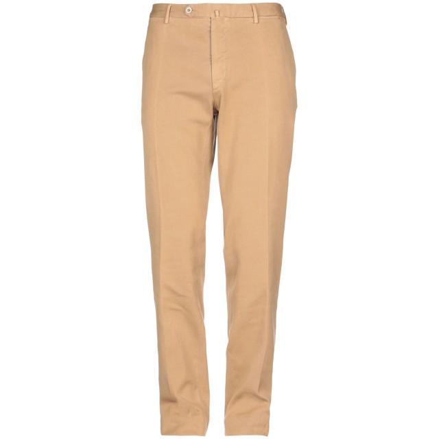 《期間限定セール開催中!》GTA IL PANTALONE メンズ パンツ キャメル 52 コットン 100%