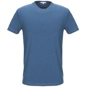 《期間限定セール開催中!》ACNE STUDIOS メンズ アンダーTシャツ ブルー S コットン 92% / ポリウレタン 8%