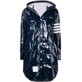Thom Browne 4BAR ダウン スリッカーシャツドレス - ブルー