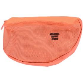 《期間限定セール開催中!》HERSCHEL SUPPLY CO. メンズ バックパック&ヒップバッグ オレンジ ポリエステル 100%