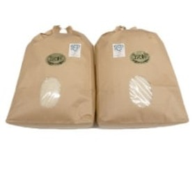 【平成30年産米】はまちゃん農園 コシヒカリ 精米10kg(5kg×2袋)