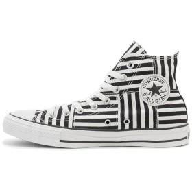 converse - オールスター MXボーダー HI 1CL052 32961670 白/黒 ALL STAR MXBORDER HI white/black コンバース