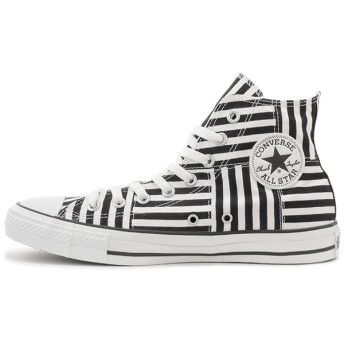 converse - オールスター MXボーダー HI 1CL052 32961670 白/黒 ALL STAR MXBORDER HI white/black コンバース