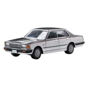 トミーテック 1/64 TLV-N56c セドリック ターボエクセレンス(グレー/銀)【300588】ミニカー 【返品種別B】