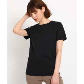 JET NEWYORK(ジェット ニューヨーク) 【洗える】コットンスムースベーシックTシャツ
