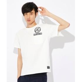 AVIREX リトルクリークTシャツ メンズ ブラック