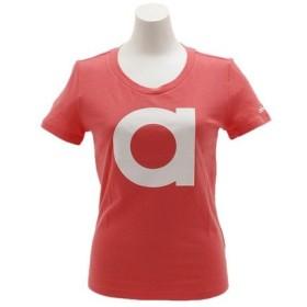 アディダス(adidas) 半袖 A Tシャツ FRU64-DU0640 (Lady's)