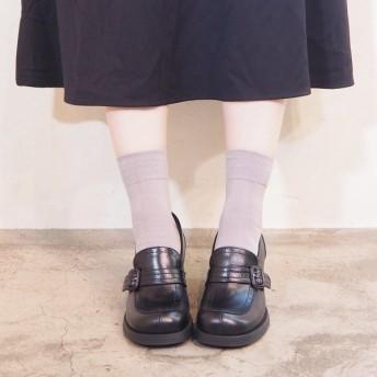[マルイ] ヒールローファー/あしながおじさん(ashinaga-ojisan)