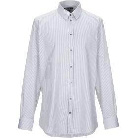 《期間限定セール開催中!》DOLCE & GABBANA メンズ シャツ ライトグレー 39 コットン 100%