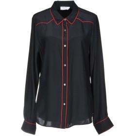 《期間限定 セール開催中》FRAME レディース シャツ ダークブルー XS シルク 100%