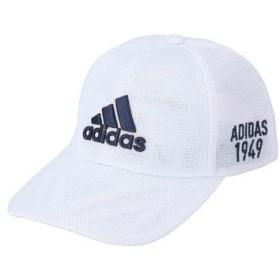 adidas(アディダス)ゴルフ アクセサリー CP フルメッシュキャップ AWW27-N66003 メンズ FREE ホワイト