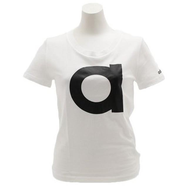 アディダス(adidas) 半袖 A Tシャツ FRU64-DU0639 (Lady's)